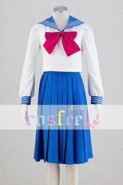 月野うさぎ 水野亜美 制服