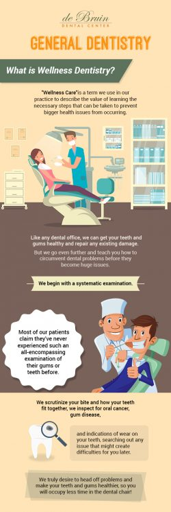 Achieve a Healthy Smile with General Dentistry Services from de Bruin Dental Center