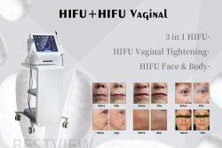 HIFU + HIFU for Vagina Machine