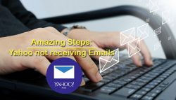 Amazing Steps: Yahoo not receiving Emails