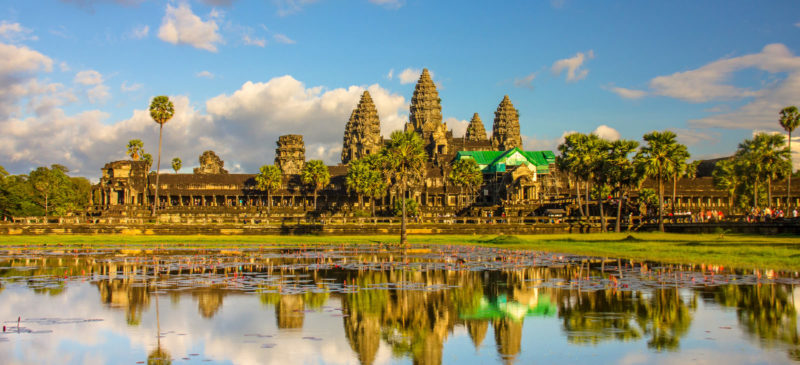 Get the Combined Luxury Tours to Vietnam Cambodia & Laos