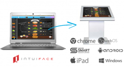 Interactive Touch Screen Kiosk – IntuiFace