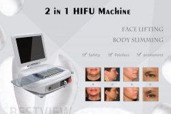 HIFU Facial & Body Machine