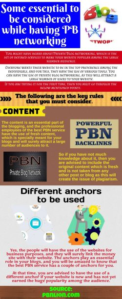 Where Can I Find the Best PBN service