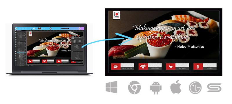 Digital Signage Software – IntuiFace