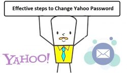Effective steps to Change Yahoo Password