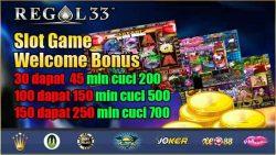 Slot Welcome Bonus