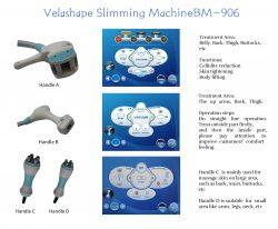 Velashape Slimming Vacuum Machine