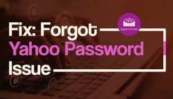 Fix: Forgot Yahoo password Issue