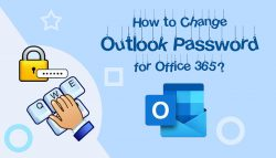 How to Change Outlook Password for Office 365?