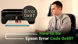How to fix Epson Error Code 0x69?