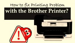 How to fix Printing Problem with the Brother Printer?