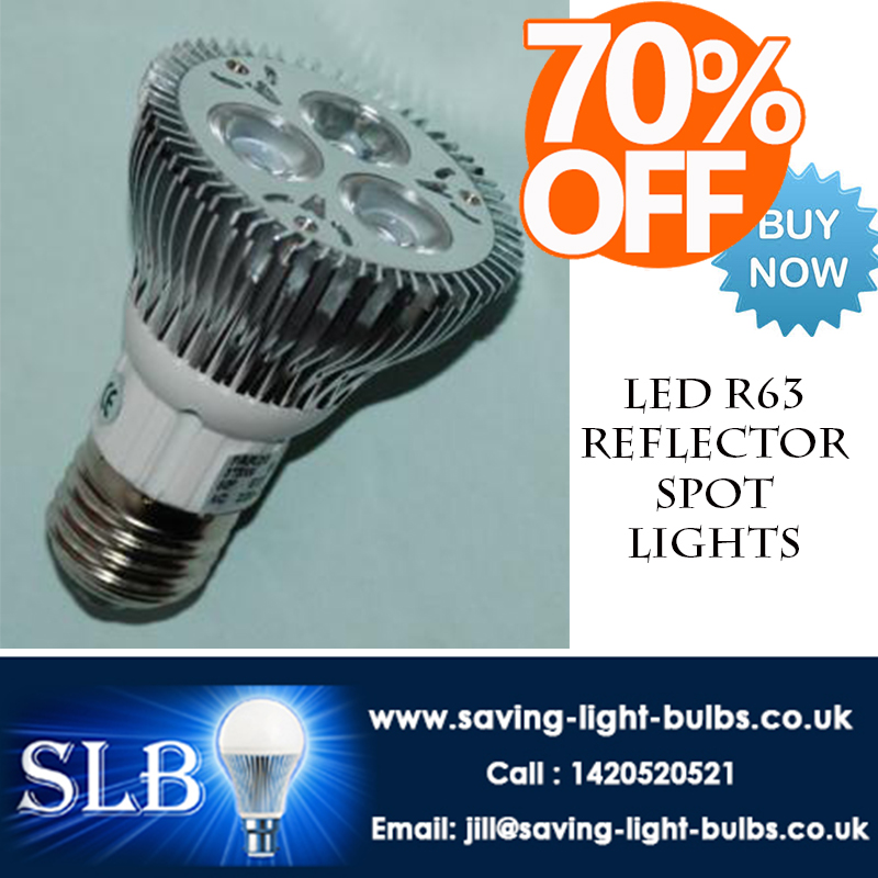 LED R63 Reflector Spot Lights