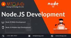 Node JS Web Development | Node JS Development Company | Node JS Development