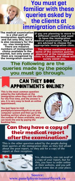 Immigration clinic-Ask about the features of the clinic