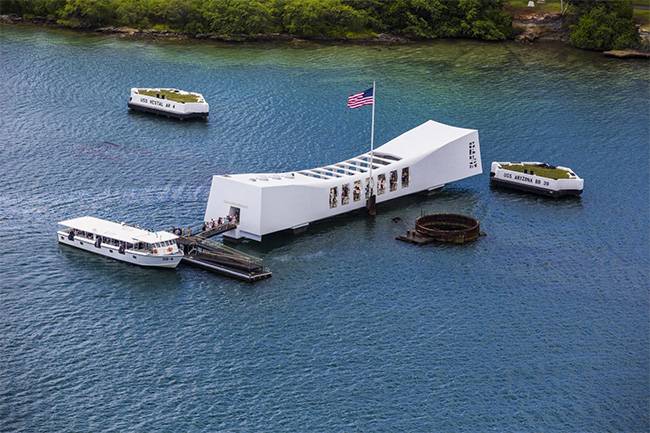 Pearl Harbour Tickets
