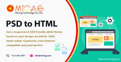 PSD to HTML Converter | PSD to HTML
