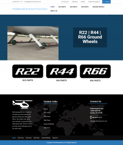 r22 helicopter parts