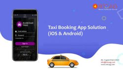 Taxi App Developer | Taxi App Development