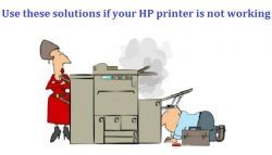 Use these solutions if your HP printer is not working
