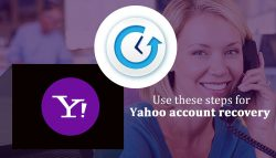 Use these steps for Yahoo account recovery