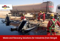 Waste and Recovery Solutions for Industries from Benzoil
