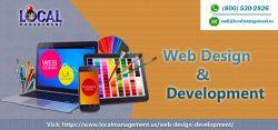 Web Design & Development | Local Management