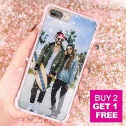 Kaufen Sie 2 holen 1 kostenlos – Heute nur Deal – Personalisierte iPhone Handyhülle