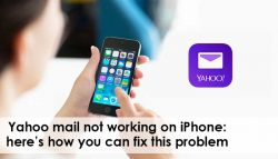 Yahoo mail not working on iPhone: here's how you can fix this problem