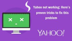 Yahoo not working: Here's proven tricks to fix this problem
