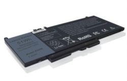 Laptop Battery for Dell Latitude E5550 , 51WH