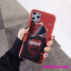 Stussy Supreme ブランド iPhone11 Proケース iPhoneXSケース ストリート系 ステューシー iPhoneXRカバ ...