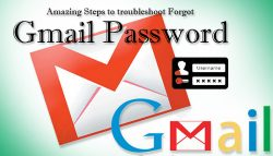 Amazing Steps to troubleshoot Forgot Gmail Password