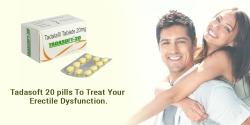 Tadasoft 20 Pills Online | Tadalafil Tadasoft 20 Mg Cure ED