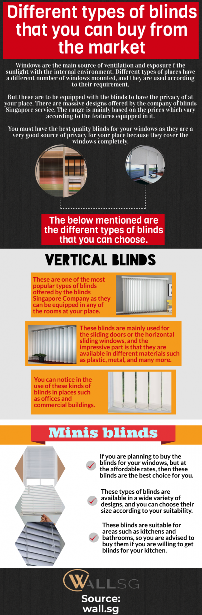 Get affordable blinds and curtains easily via online services