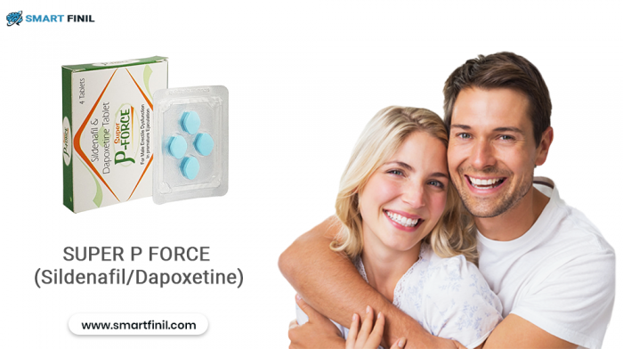 Buy Super P Force Online To Treat Erectile Dysfunction