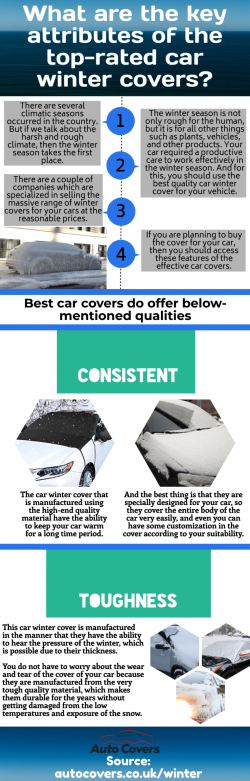 How to protect your car from snowy weather