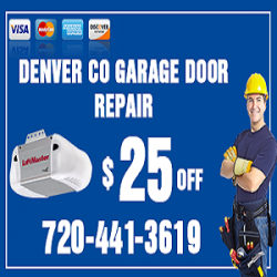 Garage Door Installation Denver