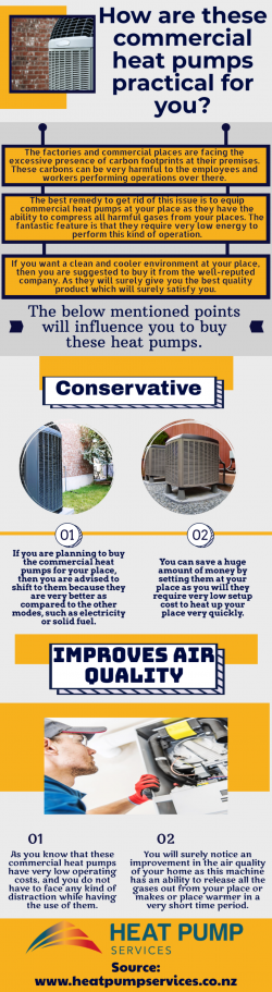 Some ways with the help of which you can get the best heat pump