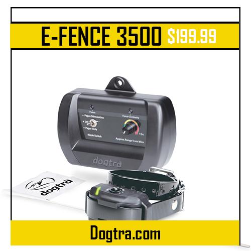 Dogtra – E-FENCE 3500