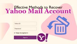 Effective Methods to Recover Yahoo Mail Account