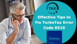Effective Tips to Fix TurboTax Error Code 0510