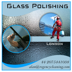 Regency Cleaning Glass Polishing London
