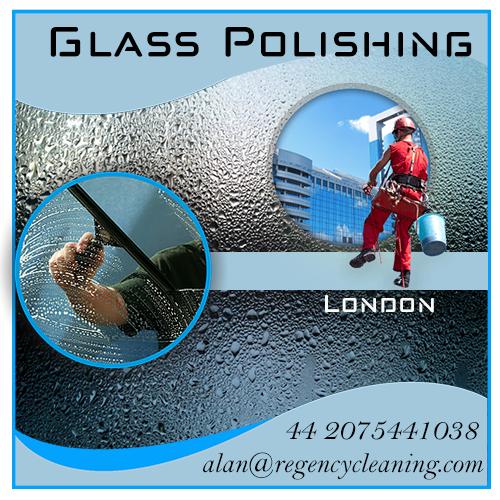 Regency Cleaning Glass Polishing London