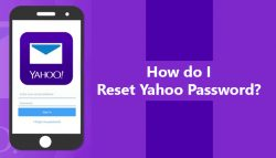 How do I Reset Yahoo Password?