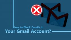 How to Block Email address On Gmail Account?