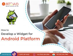 How to Develop a Widget for Android Platform