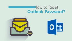 How to Reset Outlook Password?