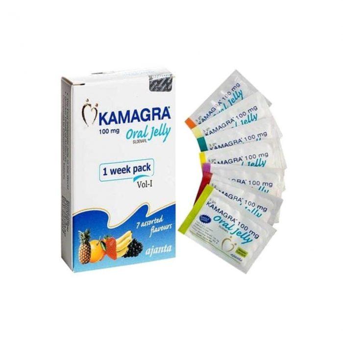 Kamagra oral jelly 100
