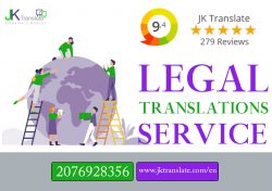 LEGAL TRANSLATIONS SERVICE